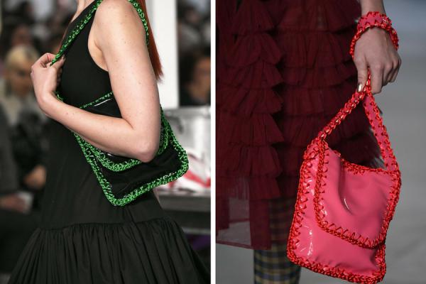 Loạt túi xách tại London Fashion Week hứa hẹn sẽ gây sốt đầu năm 2018 - Ảnh 2.