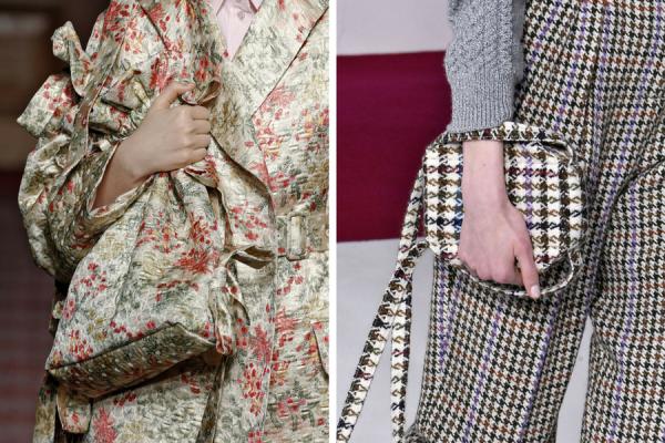 Loạt túi xách tại London Fashion Week hứa hẹn sẽ gây sốt đầu năm 2018 - Ảnh 14.