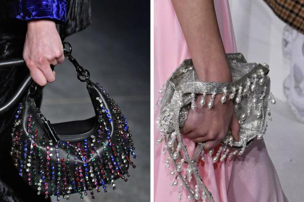 Loạt túi xách tại London Fashion Week hứa hẹn sẽ gây sốt đầu năm 2018 - Ảnh 7.