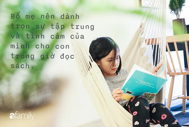 Có rất nhiều con đường để mở rộng thế giới cho con, tình yêu với những cuốn sách là con đường tốt nhất! - Ảnh 22.