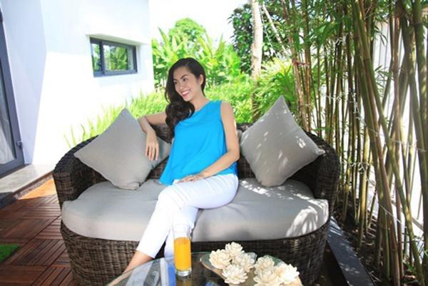 Nhìn lại phong cách của bà bầu đẹp nhất Vbiz Tăng Thanh Hà qua 3 lần bầu bí - Ảnh 6.