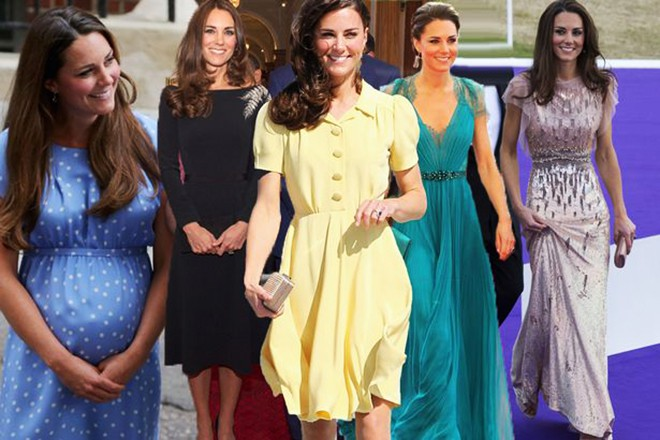 12 thương hiệu thời trang từ bình dân cho tới cao cấp luôn trong tình trạng cháy hàng nhờ Meghan Markle và Kate Middleton - Ảnh 8.