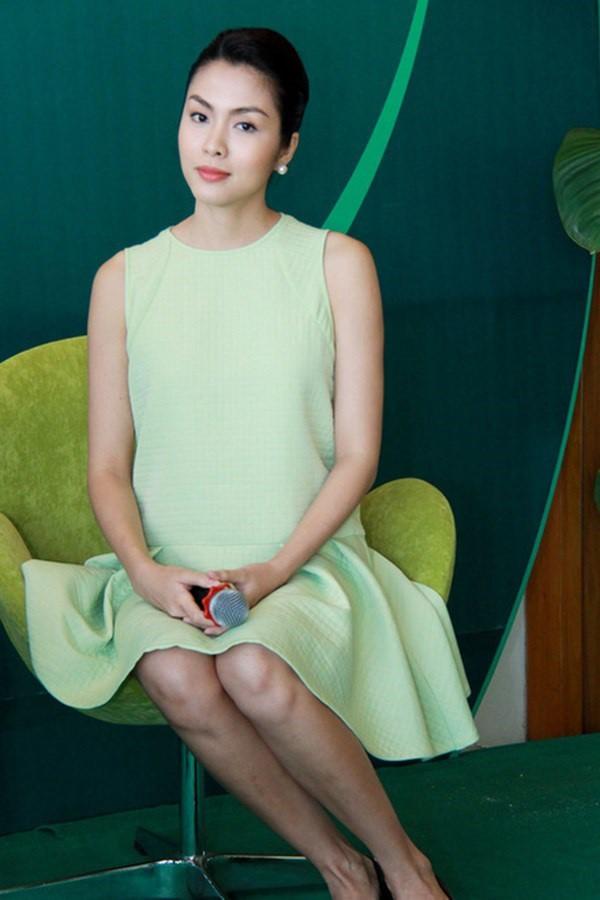 Nhìn lại phong cách của bà bầu đẹp nhất Vbiz Tăng Thanh Hà qua 3 lần bầu bí - Ảnh 3.