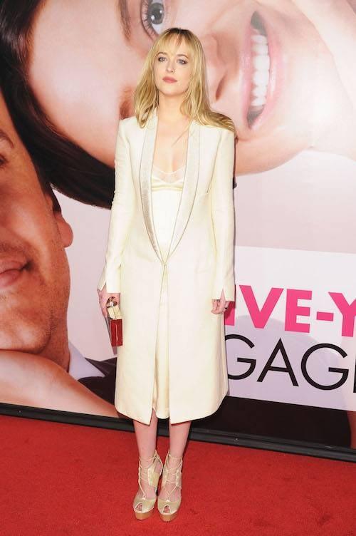"""Dakota Johnson: Từ cô bé kém sắc đến mỹ nhân gợi cảm của """"50 sắc thái"""" - Ảnh 9."""