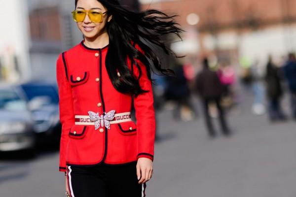 Street style đầy màu sắc của các tín đồ thời trang tại Milan Fashion Week Fall 2018 - Ảnh 2.