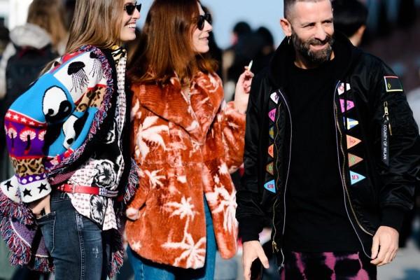 Street style đầy màu sắc của các tín đồ thời trang tại Milan Fashion Week Fall 2018 - Ảnh 13.