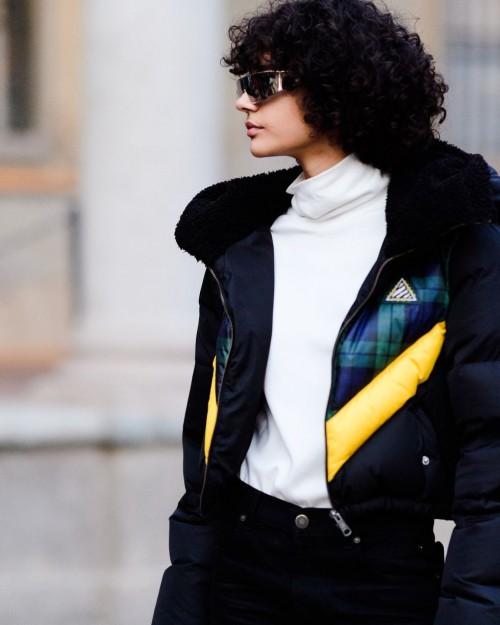 Street style đầy màu sắc của các tín đồ thời trang tại Milan Fashion Week Fall 2018 - Ảnh 15.