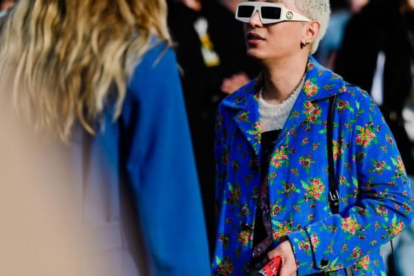 Street style đầy màu sắc của các tín đồ thời trang tại Milan Fashion Week Fall 2018 - Ảnh 18.