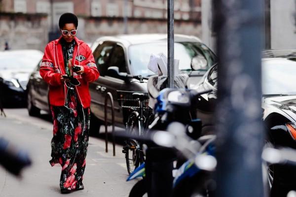 Street style đầy màu sắc của các tín đồ thời trang tại Milan Fashion Week Fall 2018 - Ảnh 3.