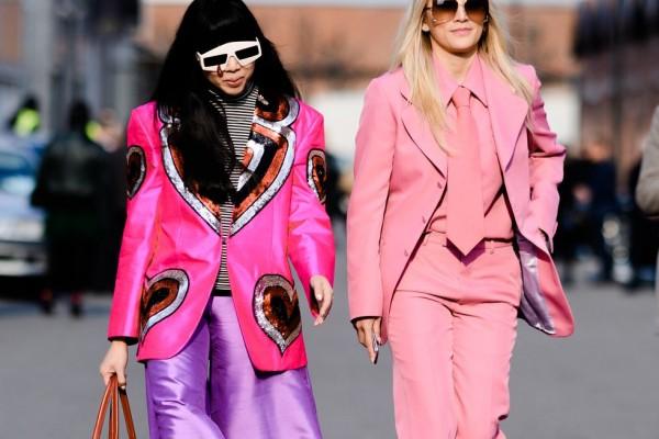 Street style đầy màu sắc của các tín đồ thời trang tại Milan Fashion Week Fall 2018 - Ảnh 6.