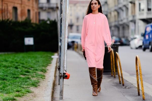 Street style đầy màu sắc của các tín đồ thời trang tại Milan Fashion Week Fall 2018 - Ảnh 7.