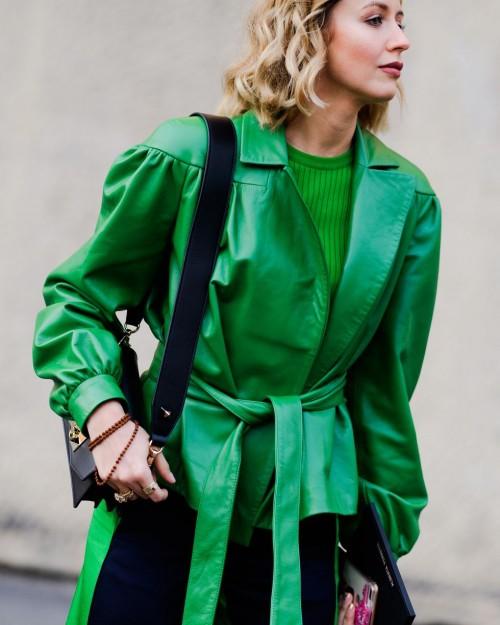 Street style đầy màu sắc của các tín đồ thời trang tại Milan Fashion Week Fall 2018 - Ảnh 8.
