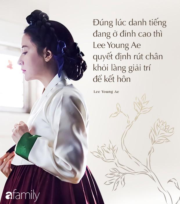 """""""Nàng Dae Jang Geum"""" Lee Young Ae: Lận đận hành trình tìm lại chiếc vương miện đã mất - Ảnh 2."""
