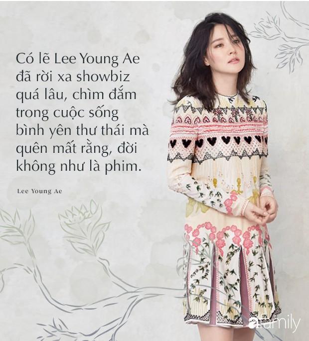 """""""Nàng Dae Jang Geum"""" Lee Young Ae: Lận đận hành trình tìm lại chiếc vương miện đã mất - Ảnh 4."""