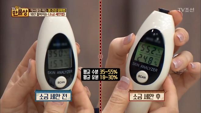 Làn da trẻ ra thêm 10 tuổi với phương pháp rửa mặt được hướng dẫn bởi đài Chosun Hàn Quốc - Ảnh 2.