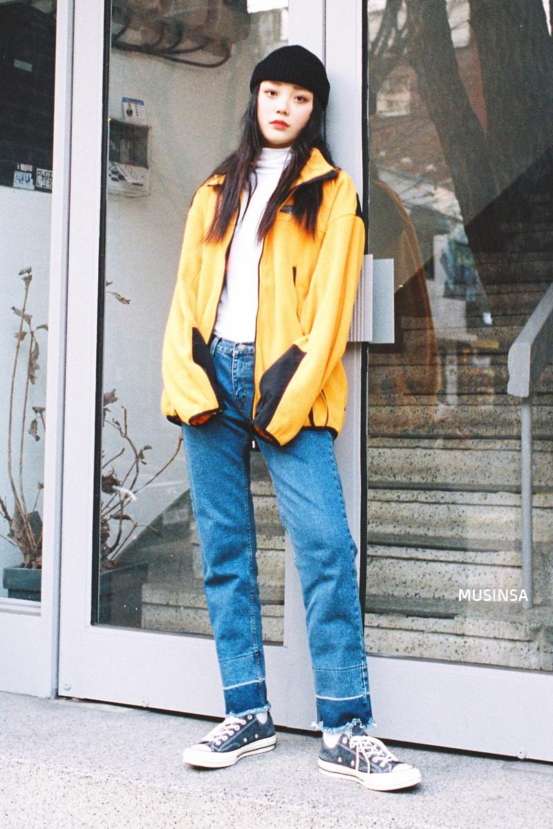 Mãn nhãn với Street style siêu chuẩn của giới trẻ Hàn Quốc