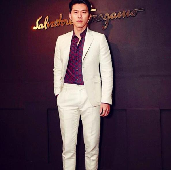 Hyun Bin thần thái ngút trời trên ghế đầu show thời trang tại Milan Fashion Week - Ảnh 3.