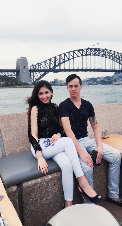 Chân dung cô em nóng bỏng của Hoa hậu nhà giàu Jolie Nguyễn - Ảnh 16.