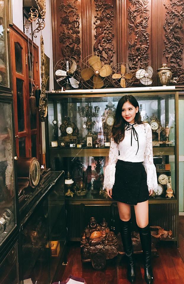 Chân dung cô em nóng bỏng của Hoa hậu nhà giàu Jolie Nguyễn - Ảnh 18.