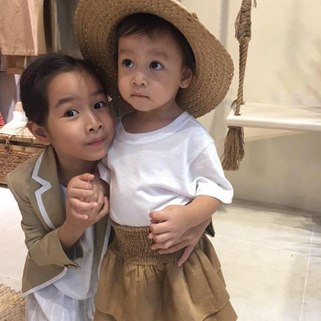 Lộ ảnh cận cảnh hiếm hỏi của con gái thứ hai nhà Lưu Hương Giang - Hồ Hoài Anh - Ảnh 3.