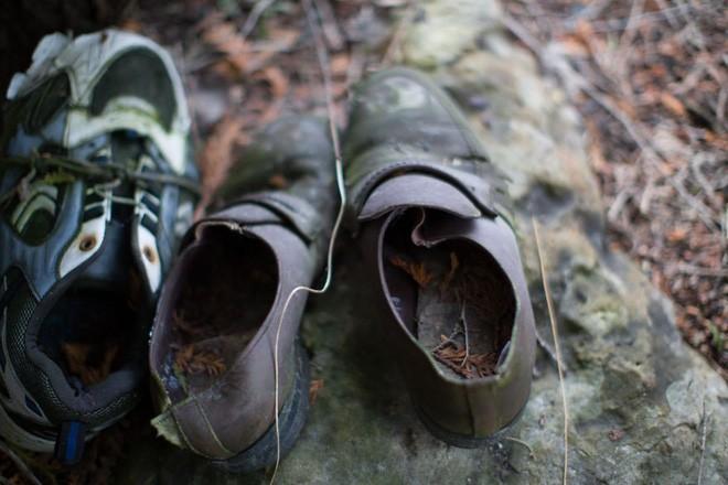 Khu rừng bí ẩn ở Canada: Hàng trăm đôi sneakers bị đóng đinh lên cây, không ai biết lý do vì sao - Ảnh 20.