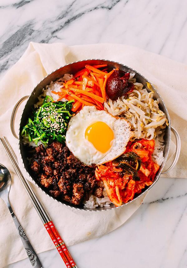 Bữa trưa có tô cơm trộn Bibimbap đúng chuẩn vị Hàn còn gì tuyệt hơn! - Ảnh 8.