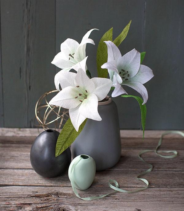 2 cách làm hoa đơn giản trang trí nhà đẹp xinh - Ảnh 7.