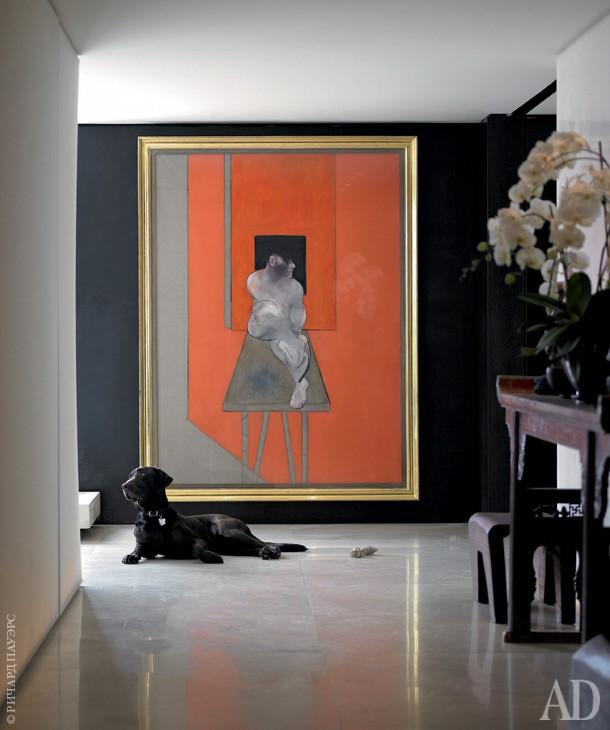 25 ý tưởng trang trí lối ra vào để không gian nhà ở của bạn thêm sống động, ấm áp - Ảnh 17.
