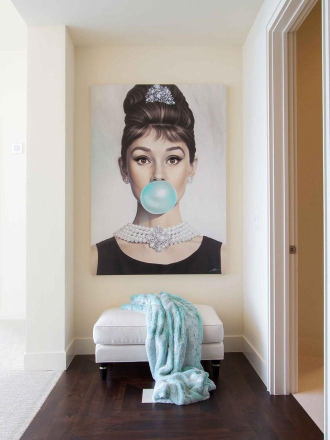 25 ý tưởng trang trí lối ra vào để không gian nhà ở của bạn thêm sống động, ấm áp - Ảnh 18.