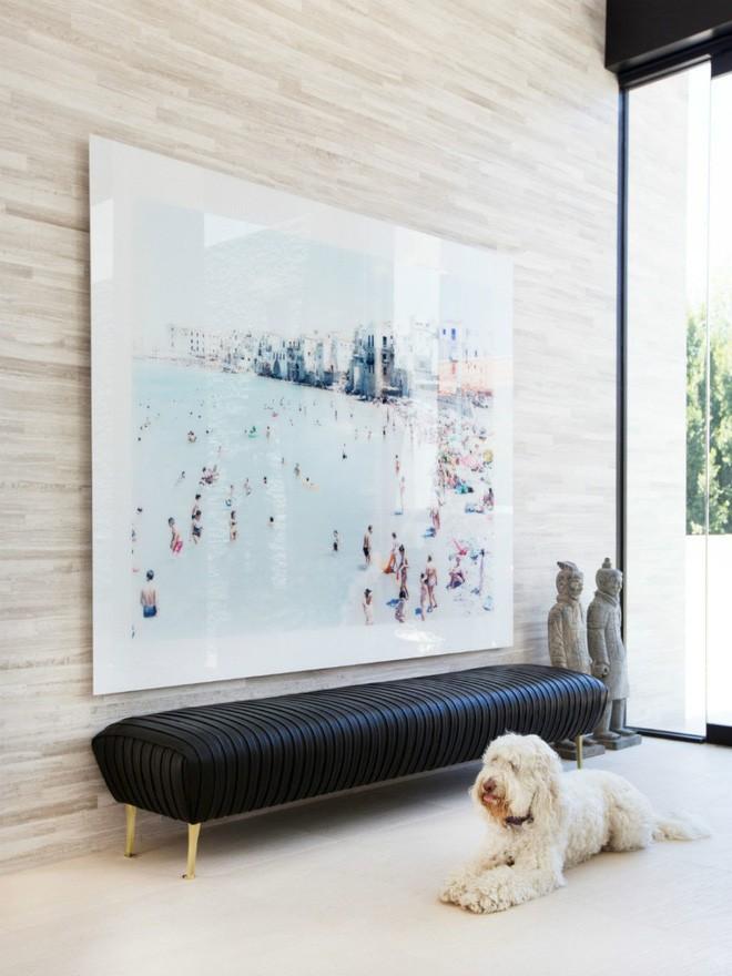 25 ý tưởng trang trí lối ra vào để không gian nhà ở của bạn thêm sống động, ấm áp - Ảnh 19.