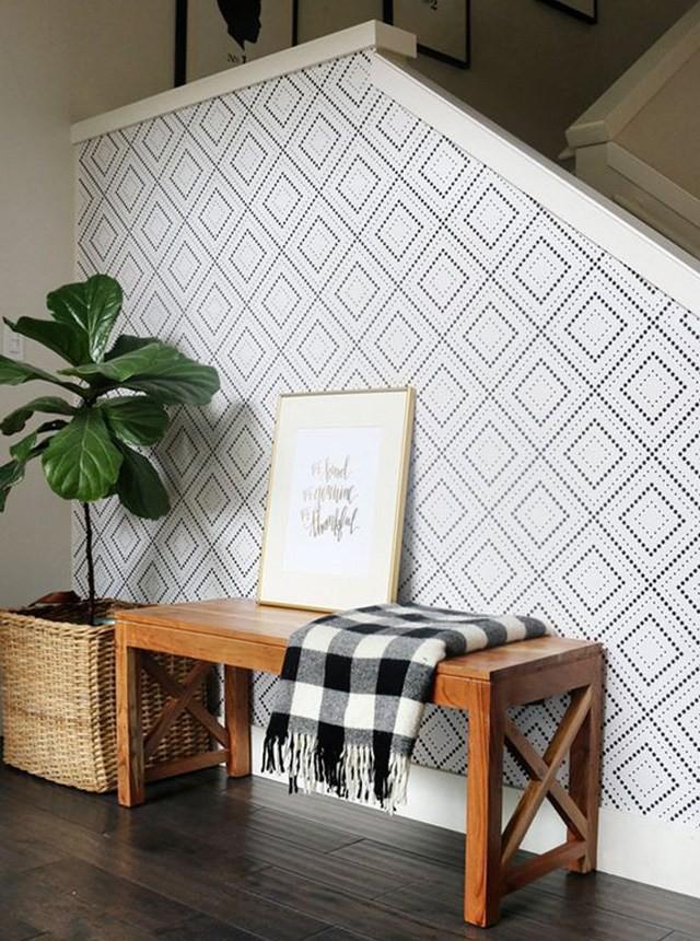 25 ý tưởng trang trí lối ra vào để không gian nhà ở của bạn thêm sống động, ấm áp - Ảnh 5.