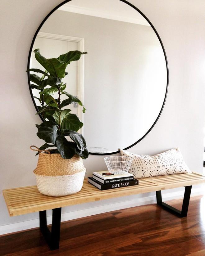 25 ý tưởng trang trí lối ra vào để không gian nhà ở của bạn thêm sống động, ấm áp - Ảnh 10.