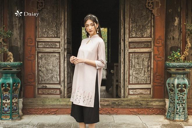 2 công thức diện áo dài cách tân đẹp miễn chê trong Tết này - Ảnh 4.