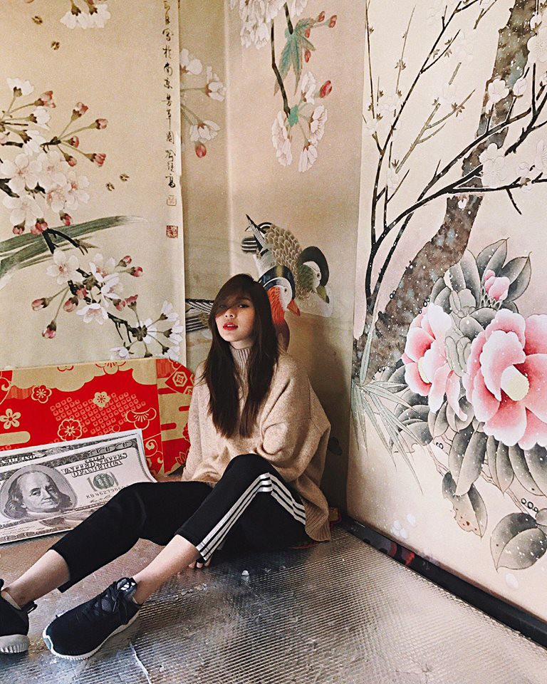 Phong cách thời trang street style chất phát ngất của sao Việt