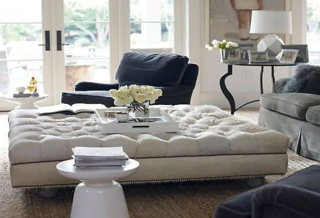 Mẹo hay trang trí với ghế đệm dài siêu to giúp ngôi nhà thêm khang trang, sáng sủa - Ảnh 11.