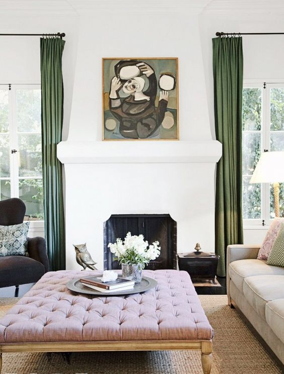 Mẹo hay trang trí với ghế đệm dài siêu to giúp ngôi nhà thêm khang trang, sáng sủa - Ảnh 7.