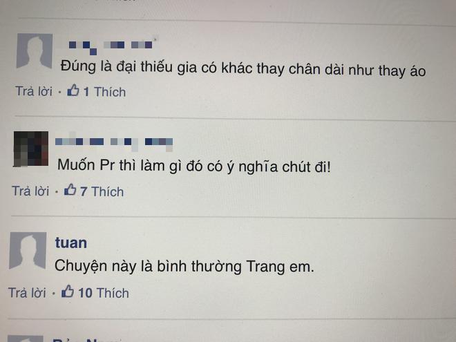 Cộng đồng mạng nghi vấn chuyện trục trặc tình cảm là chiêu trò của Đàm Thu Trang - Cường Đô La? - Ảnh 7.