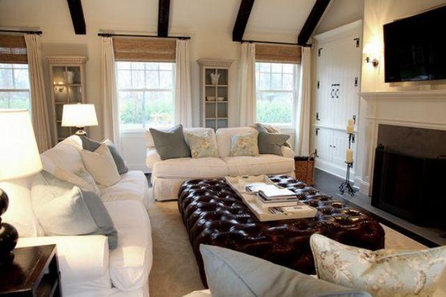 Mẹo hay trang trí với ghế đệm dài siêu to giúp ngôi nhà thêm khang trang, sáng sủa - Ảnh 18.