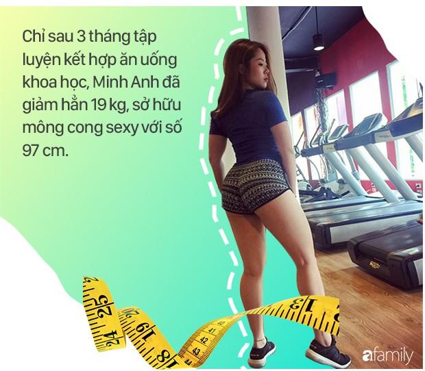 Cô gái này đã giảm cân kỳ tích tới 19kg chỉ trong 3 tháng khiến ai gặp cũng phải xuýt xoa - Ảnh 10.