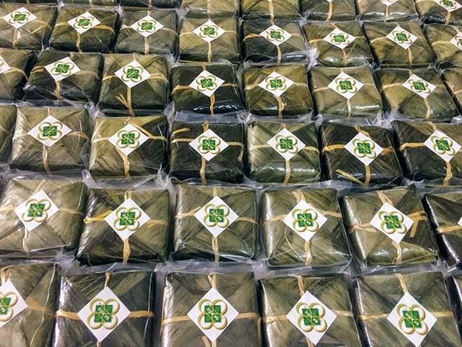 Những địa chỉ đặt bánh chưng ngọt nên thử ở Hà Nội - ảnh 11
