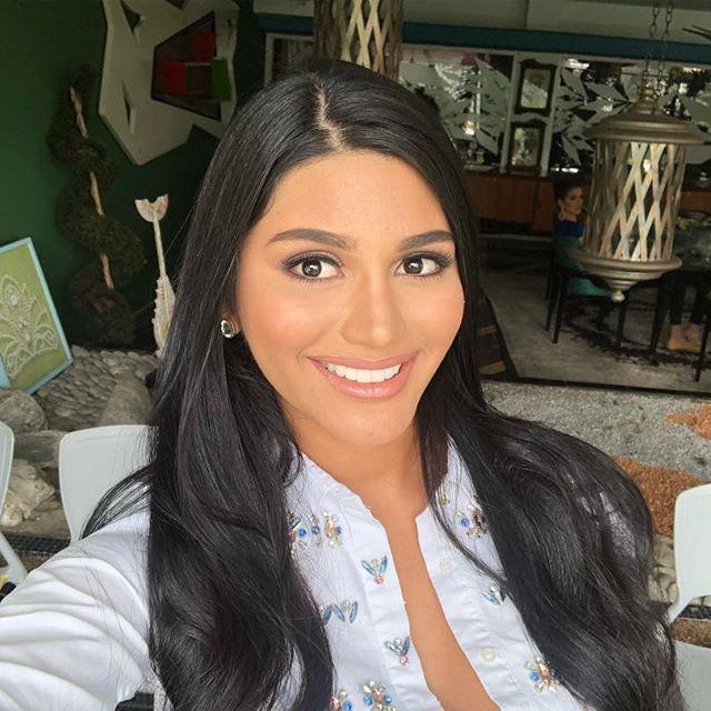 Đối thủ trực tiếp của HHen Niê tại HHHV Thế Giới 2018: Sthefany Gutiérrez - tân HHHV Venezuela - Ảnh 12.