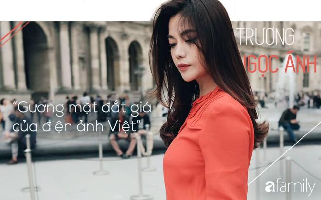 Nhìn lại 25 năm chặng đường sự nghiệp của Trương Ngọc Ánh: Từ người mẫu đóng phim tới bà trùm điện ảnh Việt - Ảnh 1.