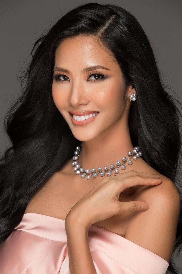 Hoàng Thùy bất ngờ giành giải Best Face của Hoa hậu Hoàn vũ 2017 - Ảnh 2.
