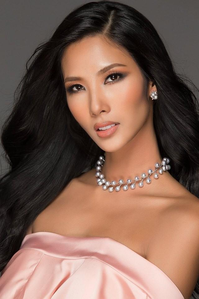 Hoàng Thùy bất ngờ giành giải Best Face của Hoa hậu Hoàn vũ 2017 - Ảnh 3.