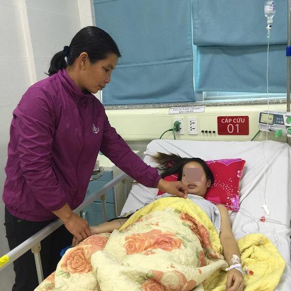 Mổ bắt con thành công, cứu sống sản phụ bị tim bẩm sinh nhập viện cấp cứu trong tình trạng nguy kịch - Ảnh 2.