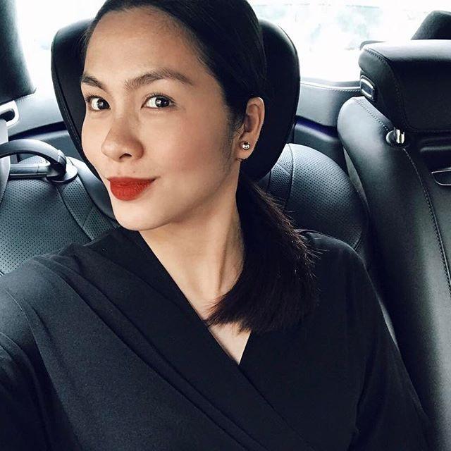 Không chỉ khéo mặc đồ, mà Tăng Thanh Hà còn khéo cả việc chọn kiểu tóc hợp với trang phục - Ảnh 10.