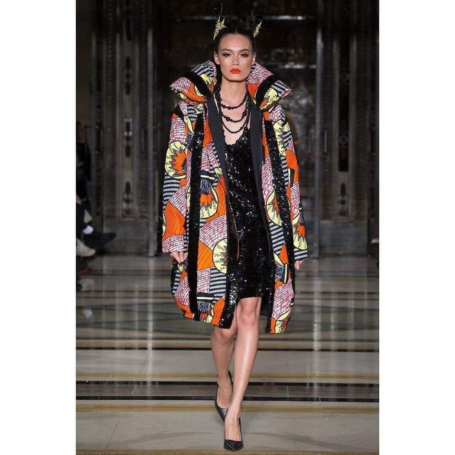 Vừa xong London Fashion Week, Thanh Thảo Next Top lại âm thầm chinh chiến Paris Fashion Week - Ảnh 2.