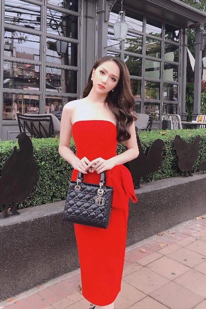 Chỉ dùng son đỏ và son cam mà Hương Giang vẫn cứ tỏa sáng ngời ngời tại Hoa hậu Chuyển giới Quốc tế 2018 - Ảnh 14.