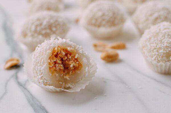 Bánh mochi dừa thơm nức làm nhanh ăn ngon - Ảnh 1.