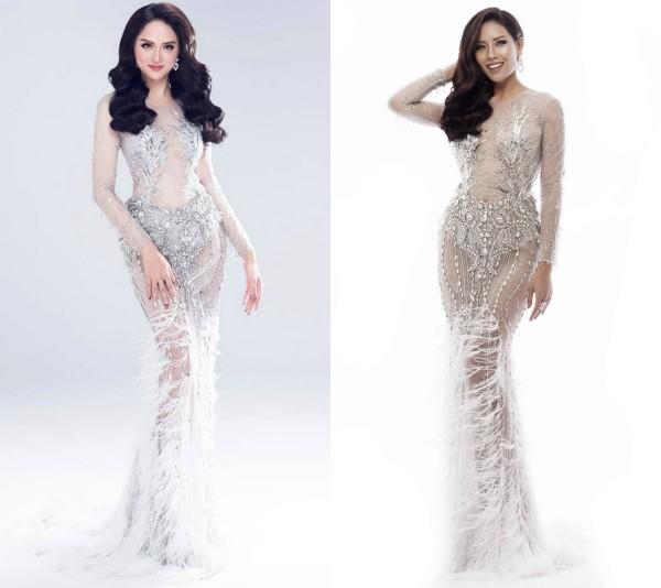 ĐỈnh cao nhan sắc như Hoa hậu Hương Giang, có đụng hàng váy áo thì vẫn không hề bị lấn lướt  - Ảnh 6.